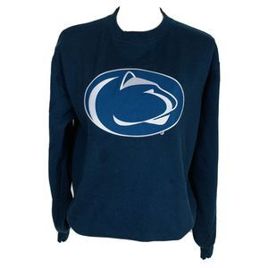 Champion Penn State Navy Blue Crew Neck Sweatshirt